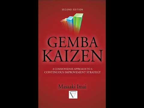 GK 013 A 014  ---C2 Gemba Kaizen