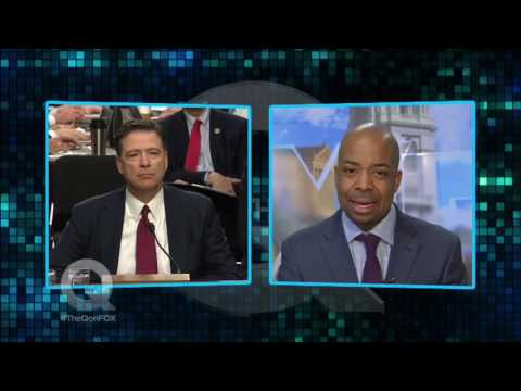 James Comey Private Interview With Quincy Harris