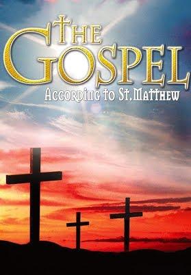 The Gospel According to St. Matthew (In Color & Restored)