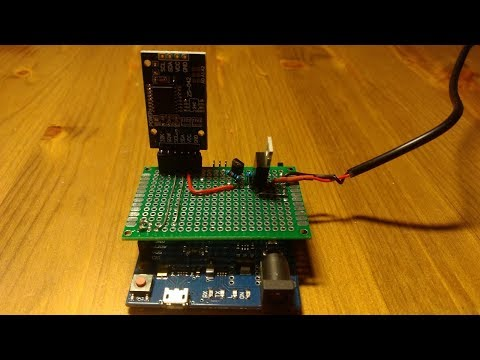 Scheduling Arduino power on and off with RTC module