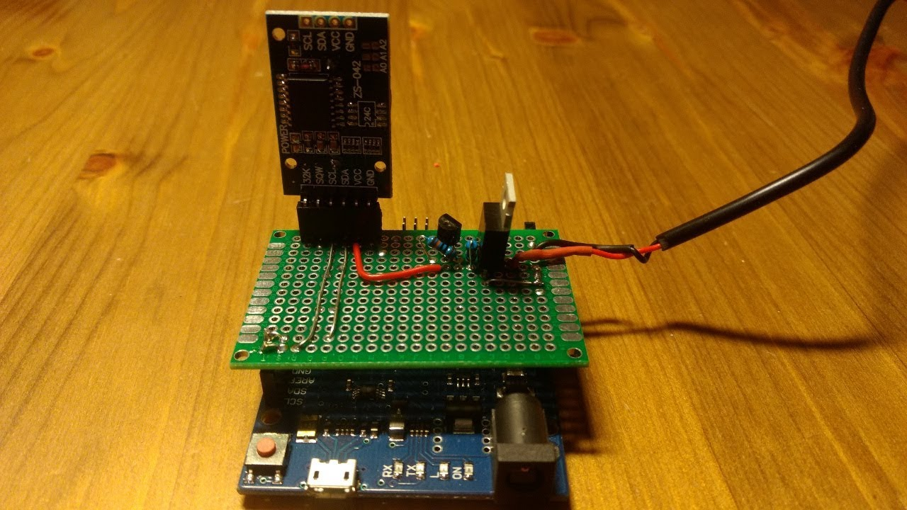 Scheduling Arduino Power On And Off With Rtc Module Youtube Circuit Breaker Timer Ebay