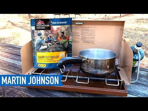 Mountain House Breakfast Skillet Review - Emergency Food Supply