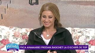 Fiica Anamariei Prodan, 39 de oferte de la campionate de baschet din America
