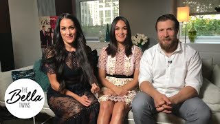 Nikki and Brie Bella answer your questions LIVE on YouTube