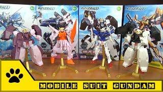 Cборные модели Gundam из Детского Мира Китайцы наносят ответный удар
