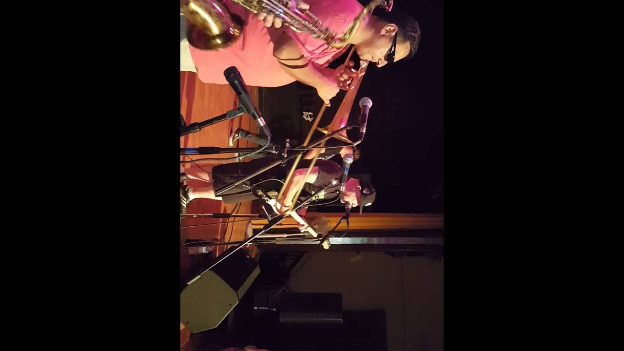 The Toasters ska band live 2-Tone Army Rockland Maine June 25th 2016