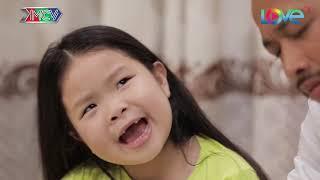 Con gái cũng phải RA RÌA, ba suốt ngày BÊNH MẸ thôi 😥 NBMBS