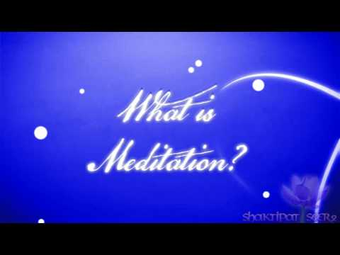 What Is Meditation? - A Buddhist Explanation