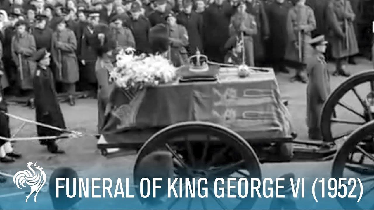 Funeral Of King George Vi