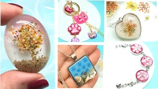 Resin Crafts With Funshowcase Jewelry Kit- Tutorial- D Y