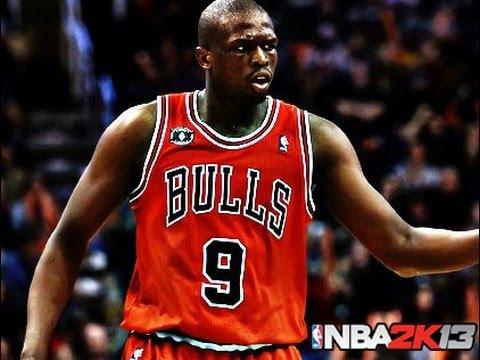NBA 2K13 Tips - Luol Deng Takeover!