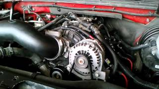 5.3 224 texas speed cam no tune idling and rev lsx ls1