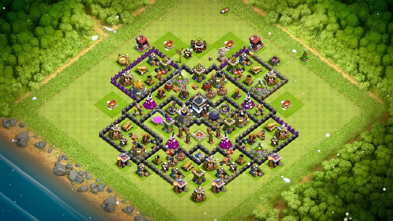 Th Lvl 9 Farming Base 2