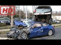 ★Video Car Crash 2017 ║  Ultimate Retarded Drivers Fails, Extreme Driving Fails And Sounds December