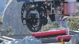 Helicam International HD: BASE Jumping aerial photo shoot