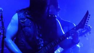 Trivium Live in San Antonio, Texas on December 11, 2013 at The Whit...
