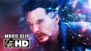 DOCTOR STRANGE (2016) Movie Clip - Battle in the Astral Plane HD