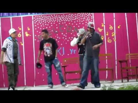 pushto-english-arabic rap