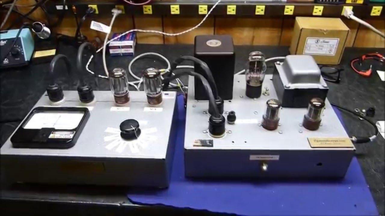 Vacuum Tube Amplifier James Audio Output Transformer