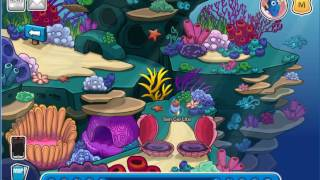 Club Penguin | Finding Dory Party Walkthrough Part 2 (Done