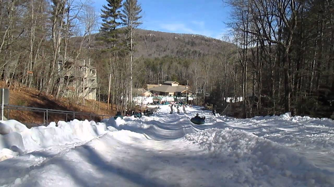 tubing in sapphire valley - youtube