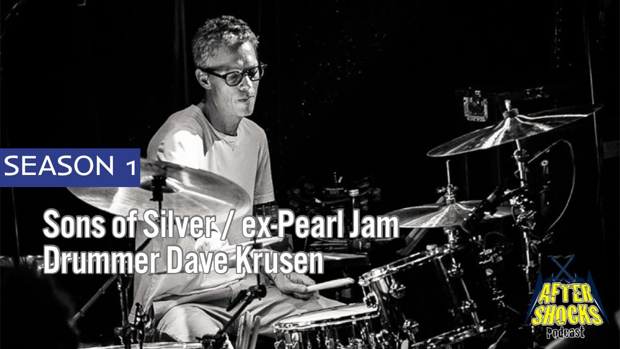Reclimbing The Mountain Of Success - Sons of Silver   ex-Pearl Jam Drummer Dave Krusen