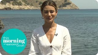 Love Island: Montana Brown Is Live From Mallorca With the Latest Gossip | This Morning