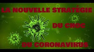 La nouvelle stratégie du choc du coronavirus