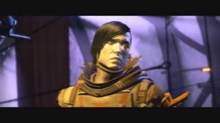 Destiny: The Reef Astroid Belt, Awoken FIrst cutscene, Awoken Queen Intro