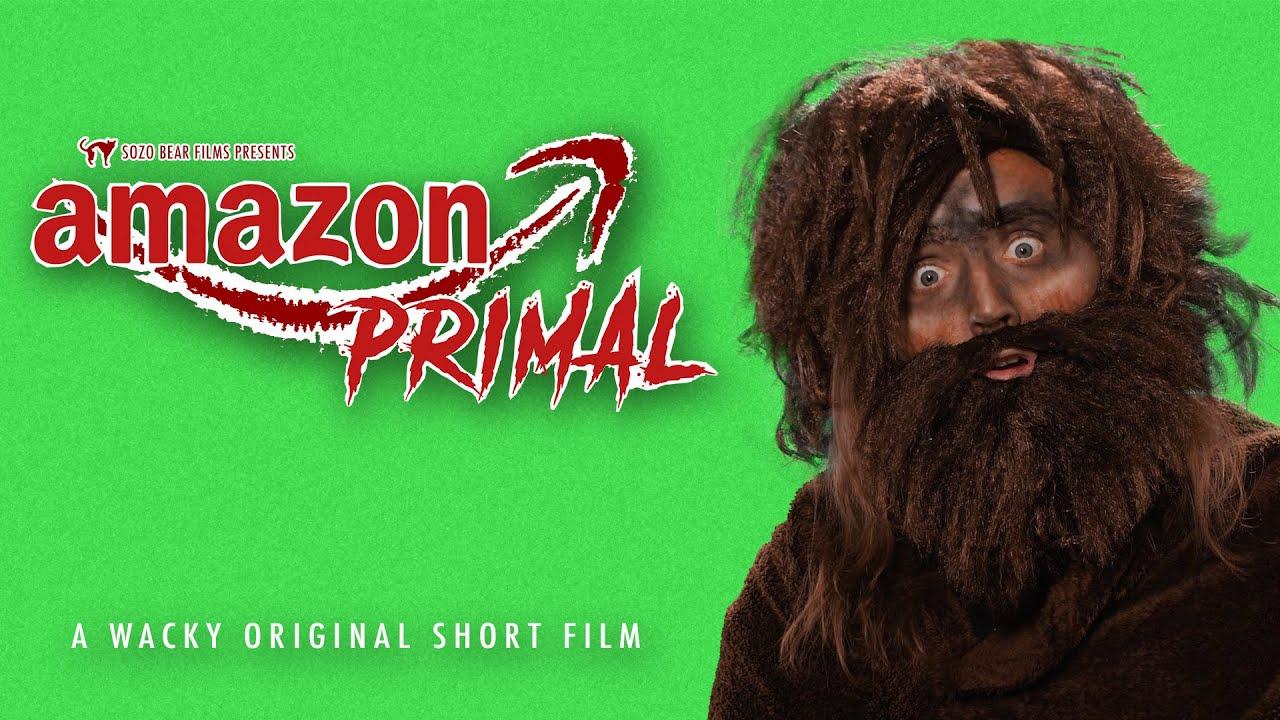 AMAZON PRIMAL - ADULT SWIM Style COMEDY Short Film