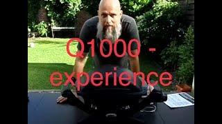 Weber Q1000 - Erste Erfahrungen (English subtitles)