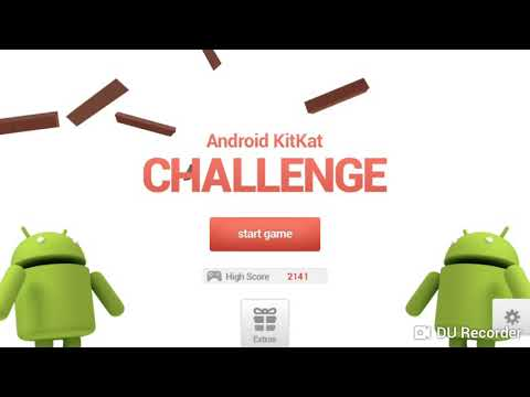 Android Kit Kat Challange Demo (Android)