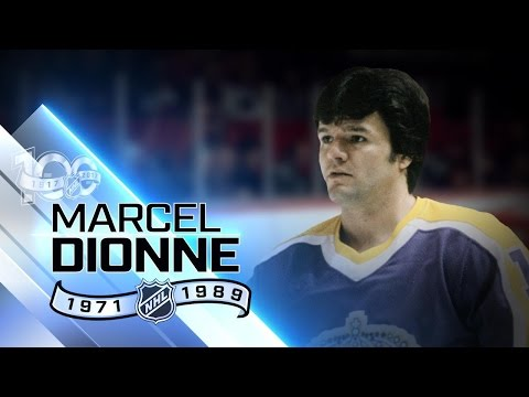 "Marcel Dionne was ""offensive genius"""