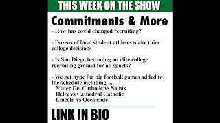 San Diego Prep Insider Sep 11 - Commitments and More