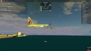 roblox:qatar Airways Flug auf einem Ort mit Fluggesellschaften ep5