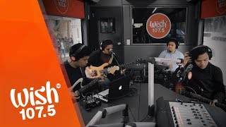 "St. Wolf performs ""Taguan"" LIVE on Wish 107.5 Bus"