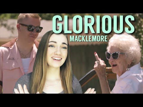 MACKLEMORE FT. SKYLAR GREY - GLORIOUS (REACTION)