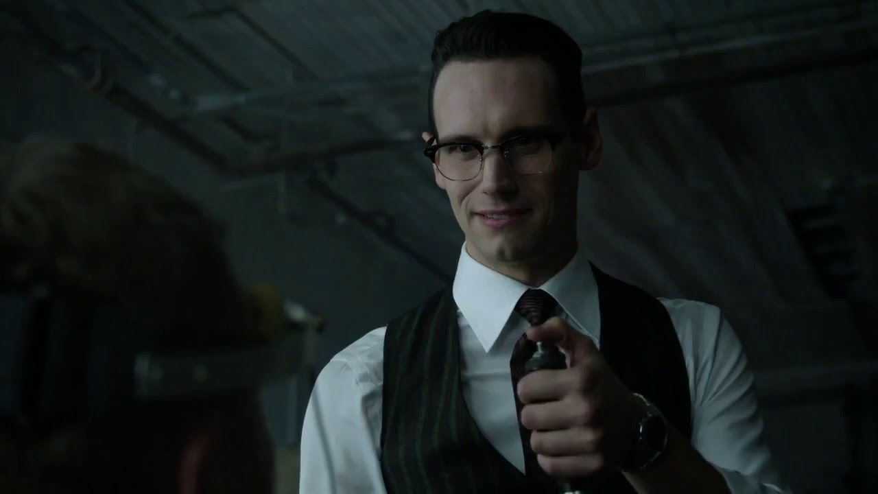 Download Preview: It Is Only A Matter Of Time Before Gotham Will Burn   Season 3 Ep. 10   GOTHAM