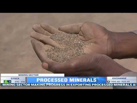 Inside one of Rwanda's mineral smelting firms and the quest to improve the value of local minerals