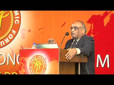 Prof R Vaidyanathan -  about World Economy, Society and Impact of Dharma