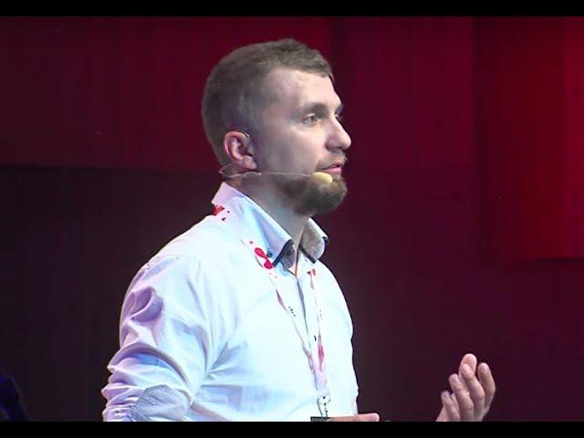 Ja sam prevoditelj, a koja je tvoja supermoć ? | Ivan Stamenković | TEDxZagreb