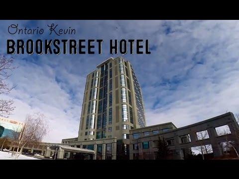 brookstreet hotel ottawa ontario youtube. Black Bedroom Furniture Sets. Home Design Ideas