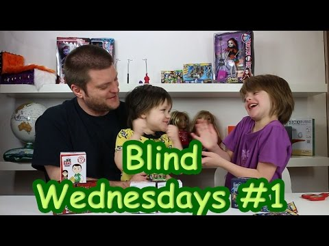 Blind Wednesday 1 - Big Bang Theory Despicable Me -Day 593 |ActOutGames