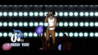 Dru Wes x Oba Rowland x Charles Hines - I Need You [Official Animated Video]