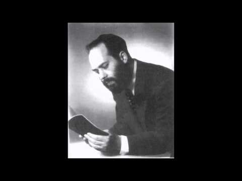 Shlomo Carlebach - Lakewood, c. 1950s (Part 2)