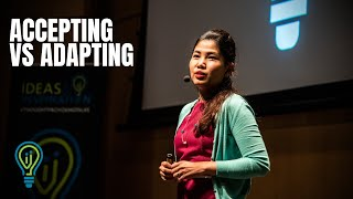 Accepting vs Adapting | Stacey Lwin