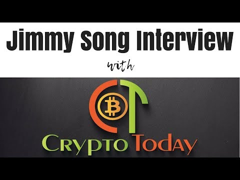 Interview with Crypto Today - Jimmy Song