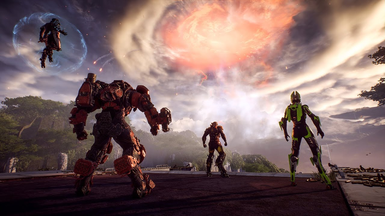 Anthem 4k Launch Trailer Gives Iron Man Hat Tip With Ozzy Slashgear