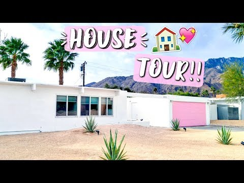 Palm Springs House Tour!!