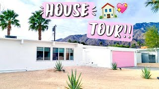 Palm Springs House Tour!!